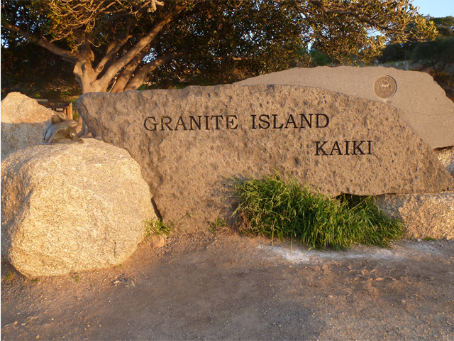 Granite Island - Kaiki Walking Trail